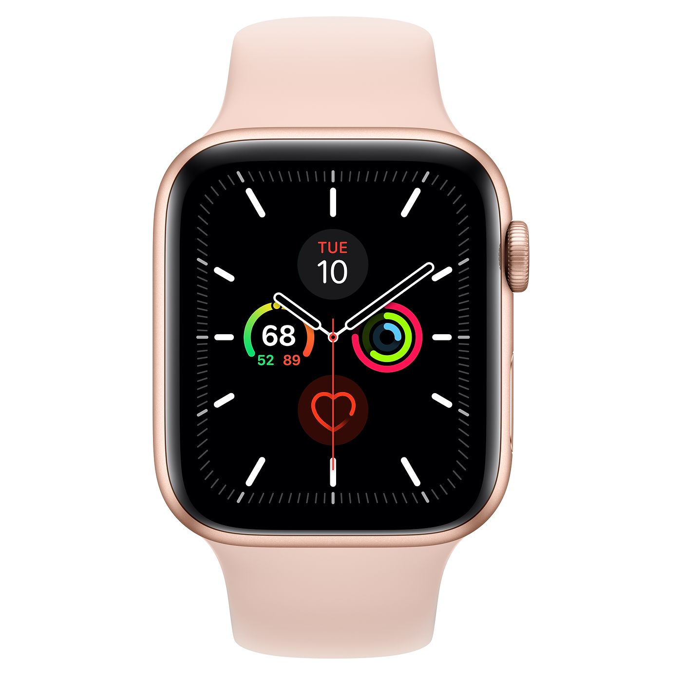 Apple Watch Series 5 : Smart fitness watch with Customized Feature